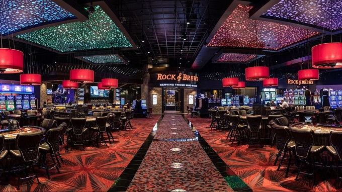 What are the common casino gaming terminology?