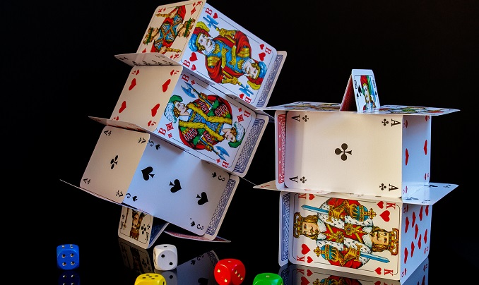 What are the common gambler terms in casino?