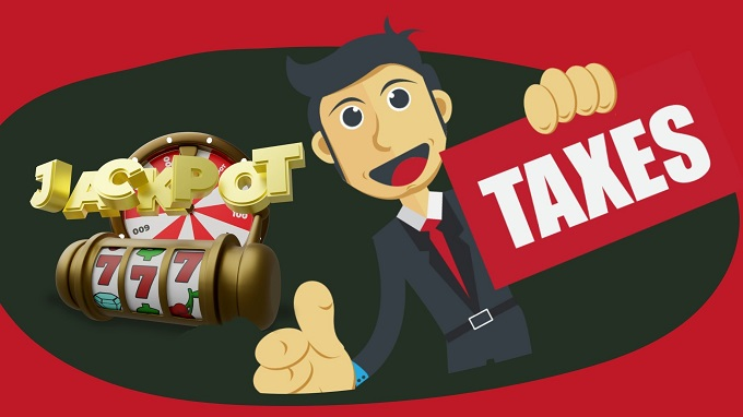 How do you track your wins and losses for slot machine taxes?