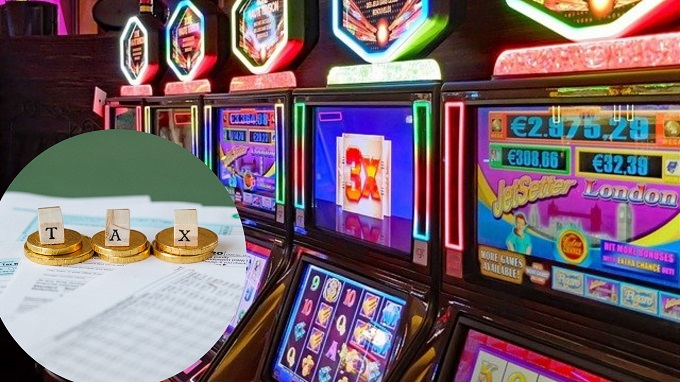 What are the taxable gambling winnings?
