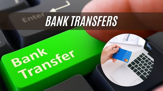 Why choose bank transfer to fund your casino wallet?