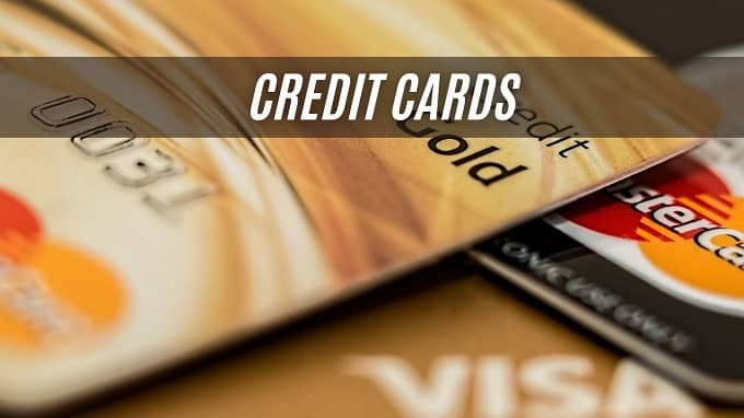 What credit cards can be used as a casino online payment methods?