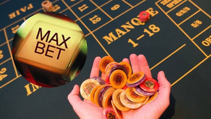 What are the best games for making max bets?