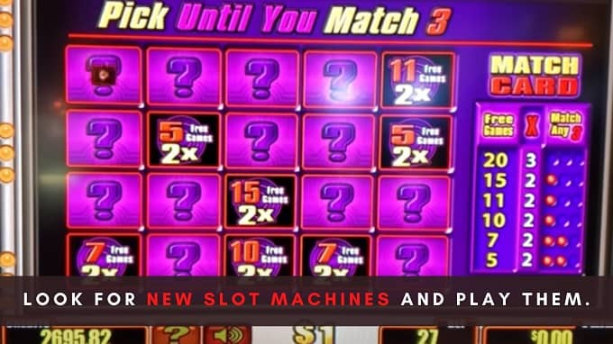 Why you should play the newest slot machine?