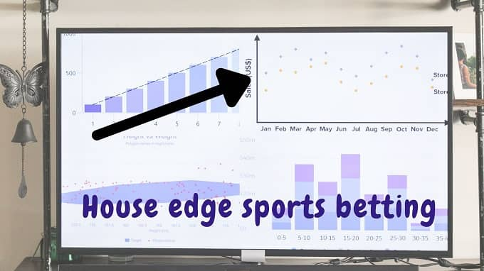 What is house edge sports betting?
