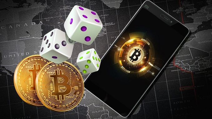 What is a Bitcoin Dice Game?