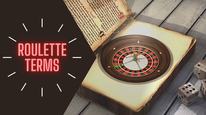roulette terms