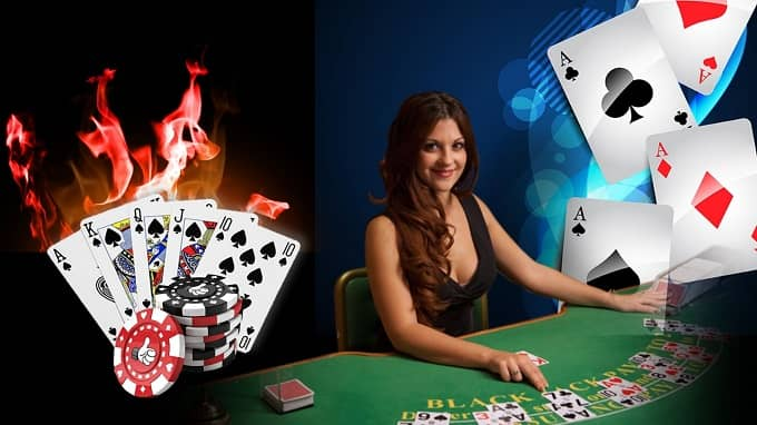 Are you looking for legitimate online Blackjack for money?