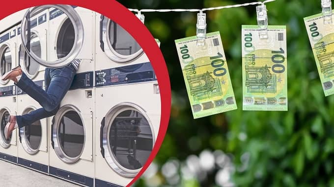 What does it mean to clean money?