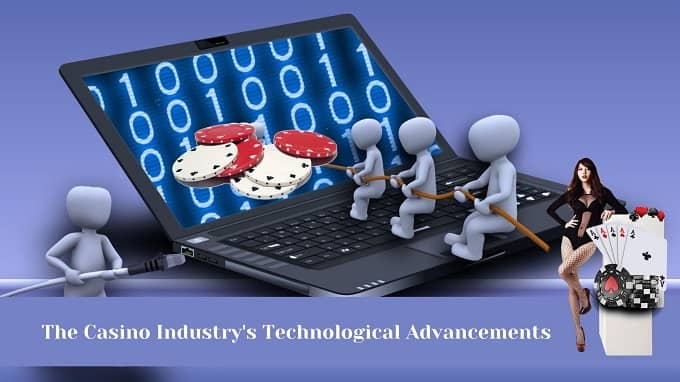 What are the gaming industry's technological advancements?
