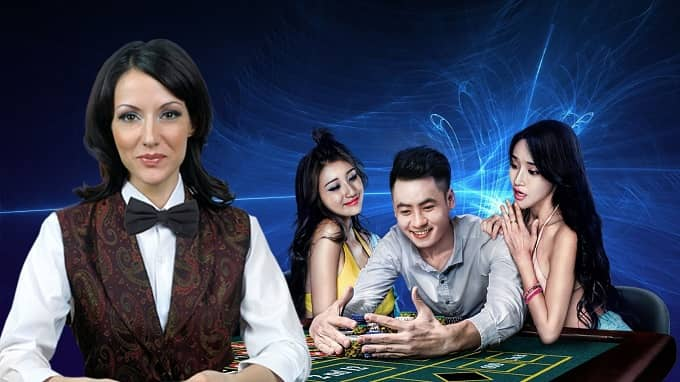 What is a casino host and what do they do?