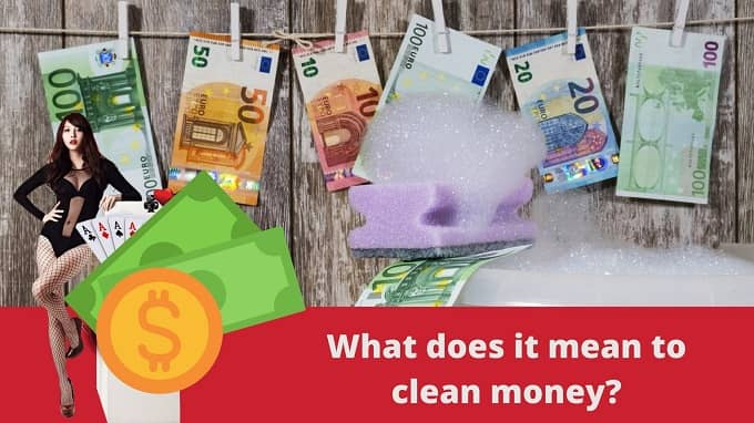 How to launder cash using transactions laundering?
