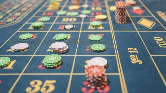 What are the most common Roulette terms?