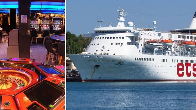 What are the rules and regulations of Singapore Casino Cruise?