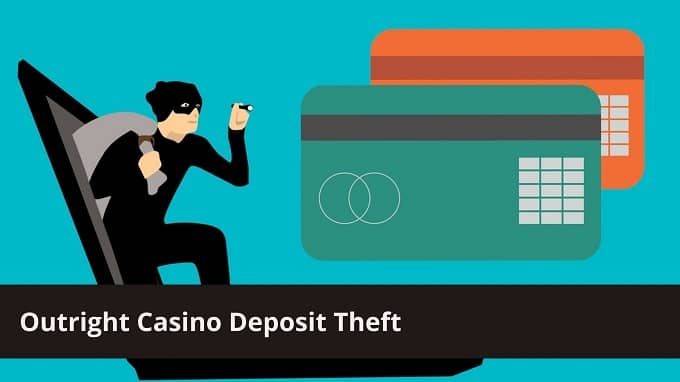 What are the different casino scams today?