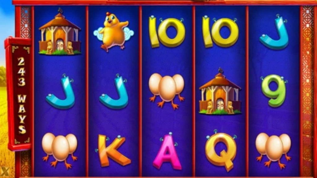 How to play Golden slot machine?