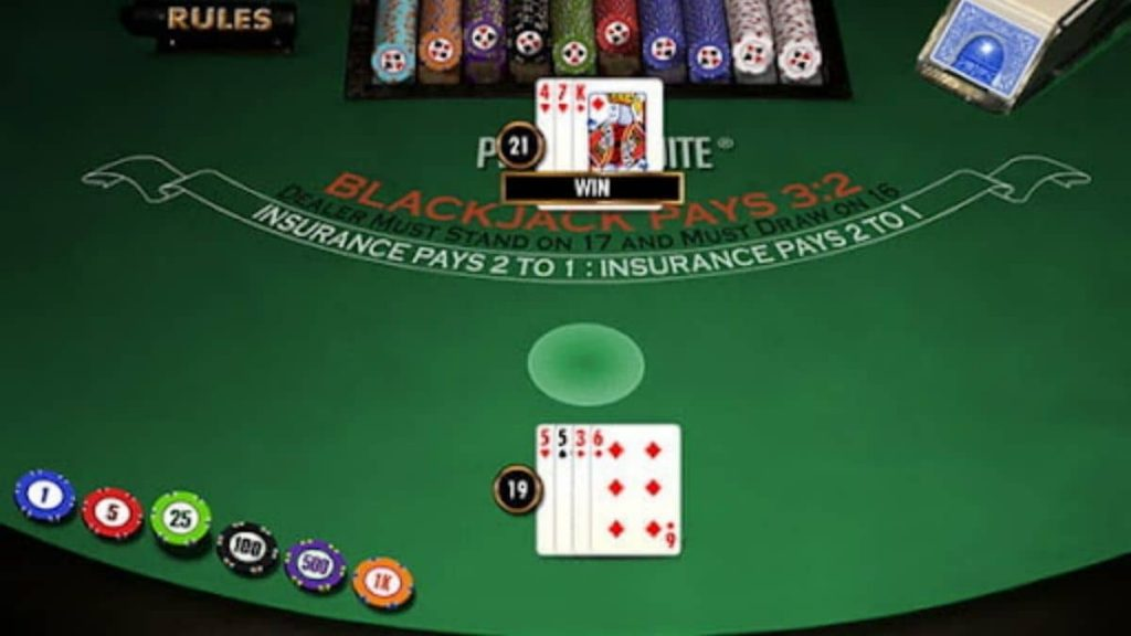 When is the best time to place Blackjack insurance?