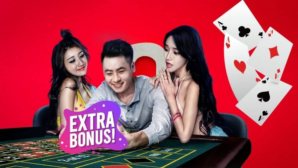 Does Singapore online casino offer an exclusive casino welcome bonus?
